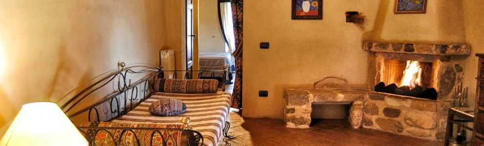 Le Papere Suite Lux - Umbria farmhouse Casale di Buccole