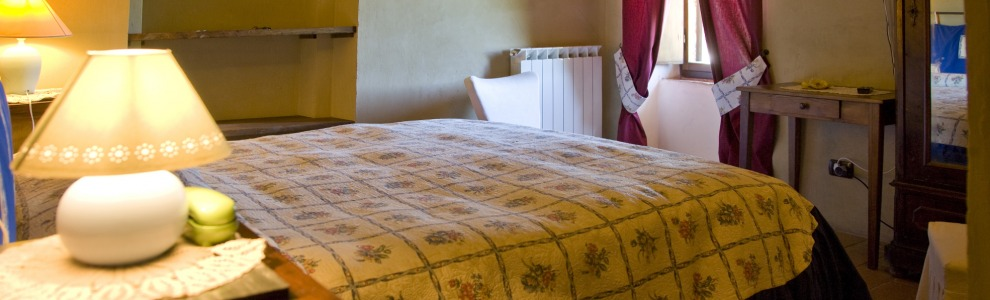 Comfort I Pulcini - Umbria farmhouse Casale di Buccole