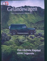 Mercedes-Benz Gelandewagen Club